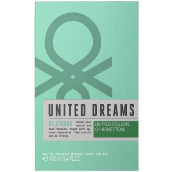 Benetton United Dreams Men Be Strong Eau de Toilette für Herren 3