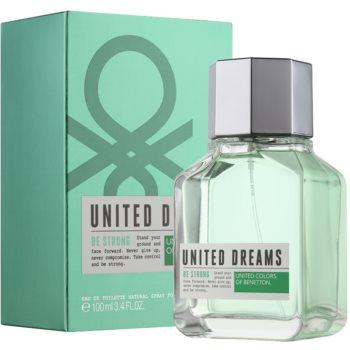 Benetton United Dreams Men Be Strong Eau de Toilette für Herren 1
