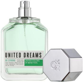 Benetton United Dreams Men Be Strong Eau de Toilette für Herren 2
