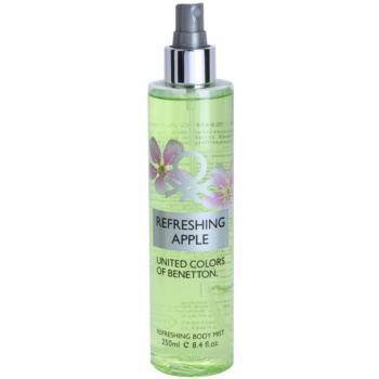 Benetton Refreshing Apple Body Spray for Women 1
