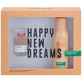 Benetton United Dream Stay Positive подаръчни комплекти 2