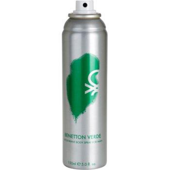 Benetton Verde Deo-Spray für Herren 1