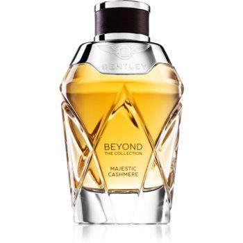 Bentley Beyond The Collection Majestic Cashmere Eau de Parfum pentru bãrba?i imagine produs