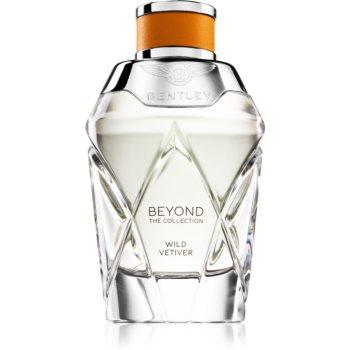 Bentley Beyond The Collection Wild Vetiver Eau de Parfum pentru bãrba?i imagine produs