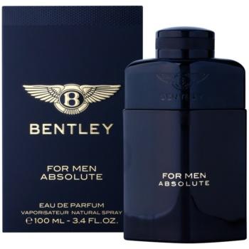 Bentley Bentley for Men Absolute Eau de Parfum für Herren 1