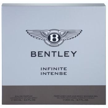 Bentley Infinite Intense подарунковий набір 2