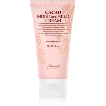 Benton Cacao Moist and Mild crema hidratanta usoara