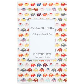 Berdoues Assam of India Eau de Cologne unisex 4