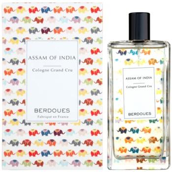 Berdoues Assam of India Eau de Cologne unisex