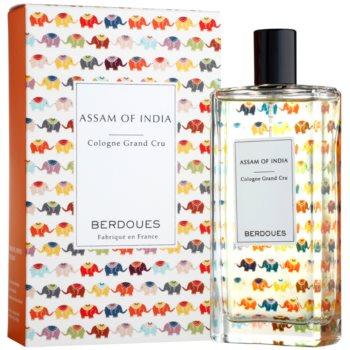 Berdoues Assam of India Eau de Cologne unisex 1