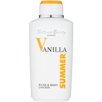 Bettina Barty Classic Summer Vanilla lapte de corp pentru femei 500 ml