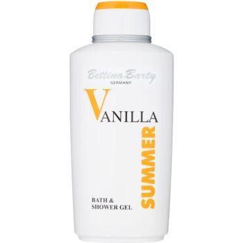 Bettina Barty Classic Summer Vanilla gel de dus pentru femei 500 ml