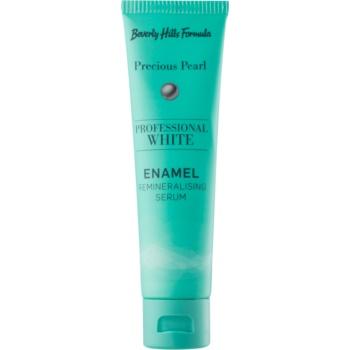Beverly Hills Formula Professional White Range pasta de dinti albitoare cu Fluor pentru refacerea smaltului dintilor  100 ml