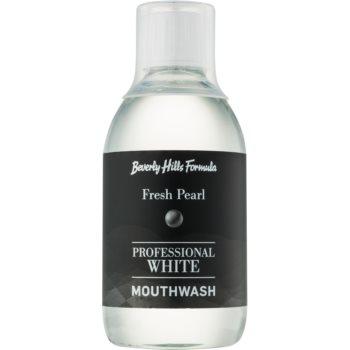 Beverly Hills Formula Professional White Range apa de gura pentru albire pentru refacerea smaltului dintilor  300 ml