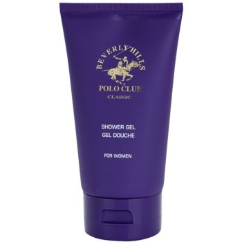 Beverly Hills Polo Club Classic for Women Shower Gel for Women