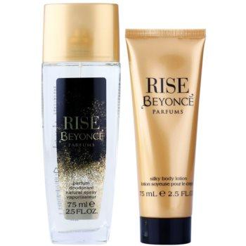 Beyonce Rise coffret presente 2