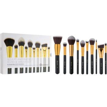BH Cosmetics Sculpt and Blend 2 set perii machiaj