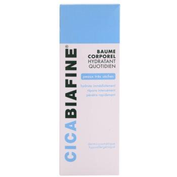 Biafine Cica feuchtigkeitsspendendes Körperbalsam zur täglichen Anwendung 2