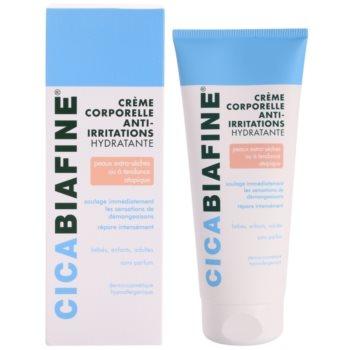 Biafine Cica hydratisierende Körpercreme für sehr trockene, empfindliche und atopische Haut 1