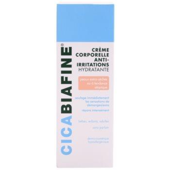 Biafine Cica hydratisierende Körpercreme für sehr trockene, empfindliche und atopische Haut 2