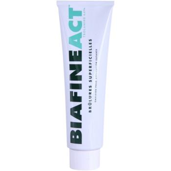 Biafine Medicament unguent dermatologic pentru tratarea arsurilor