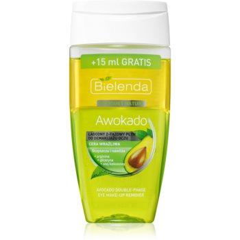 Bielenda Avocado Demachiant bifazic pentru ochi sensibili imagine produs