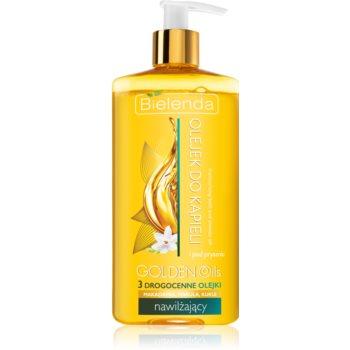 Bielenda Golden Oils Ultra Hydration ulei pentru baie si dus cu efect de hidratare imagine produs