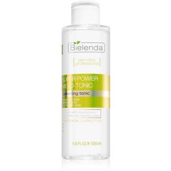 Bielenda Skin Clinic Professional Correcting tonic pentru pielea cu imperfectiuni imagine produs