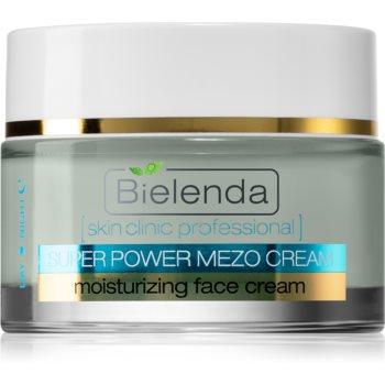 Bielenda Skin Clinic Professional Moisturizing crema anti-rid hidratanta pentru toate tipurile de ten poza noua