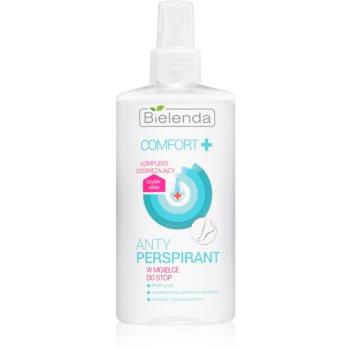 Bielenda Comfort+ spray anti-perspirant pentru picioare imagine produs