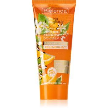 Bielenda Your Care Orange Blossom & Honey exfoliant din zahar efect regenerator