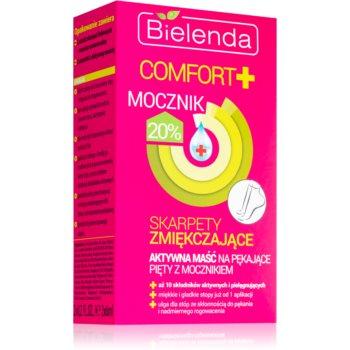 Bielenda Comfort+ Softening de îngrijire pentru pielea crãpatã a picioarelor imagine produs