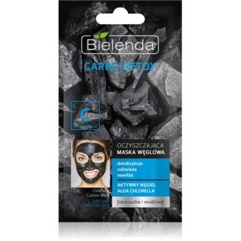 Bielenda Carbo Detox Active Carbon Masca de curã?are cu cãrbune pentru piele uscata spre sensibila imagine produs