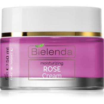 Bielenda Rose Care hydratační růžový krém pro citlivou pleť 50 ml