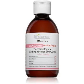 Bielenda Dr Medica Capillaries apã micelarã calmantã pentru pielea predispusã la roseata imagine produs