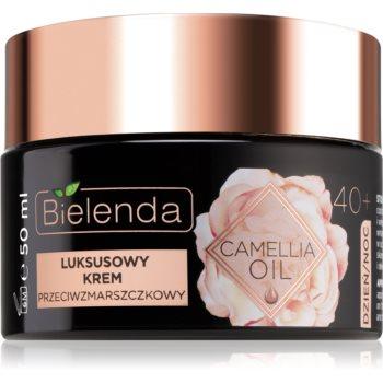Bielenda Camellia Oil crema de lux anti-rid 40+