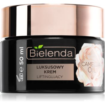 Bielenda Camellia Oil crema lifting de zi si de noapte 50+ imagine produs