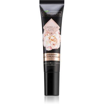 Bielenda Camellia Oil crema pentru ochi cu efect de reintinerire imagine produs