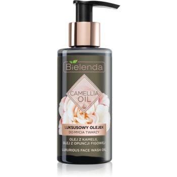 Bielenda Camellia Oil ulei de curatare facial imagine produs