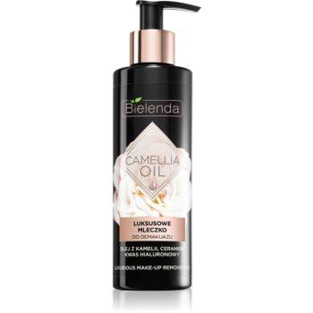 Bielenda Camellia Oil lapte de curã?are imagine produs