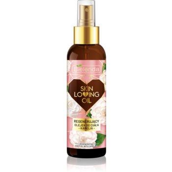 Bielenda Skin Loving Oil Camellia spray de corp hidratant