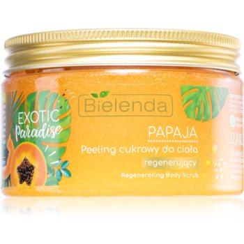 Bielenda Exotic Paradise Papaya peeling regenerator poza