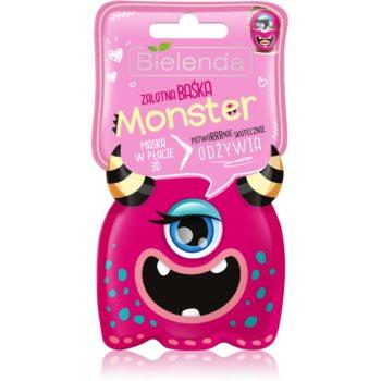 Bielenda Monster Nährende Tuchmaske 3D 1 St.