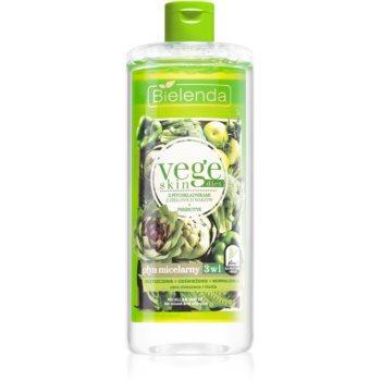 Bielenda Vege Skin Diet apa cu particule micele pentru ten gras și mixt