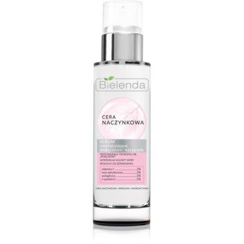 Bielenda Capillary Skin ser de piele pentru a reduce roseata imagine produs