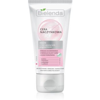 Bielenda Capillary Skin crema imptriva rosetii si a vizibilitatii venelor imagine produs