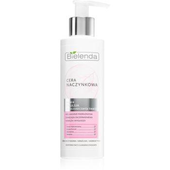 Bielenda Capillary Skin emulsie calmanta pentru piele sensibila si inrosita