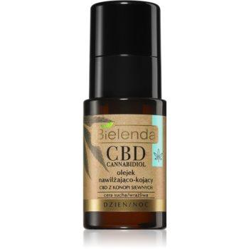 Bielenda CBD Cannabidiol ulei hidratant si catifelant