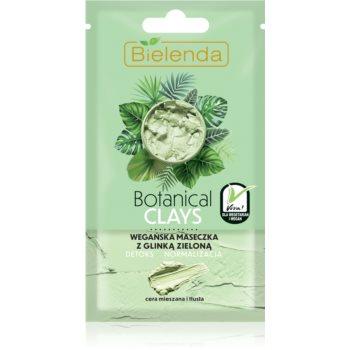 Bielenda Botanical Clays masca detoxifiere ?i curã?are pentru ten gras ?i mixt imagine produs