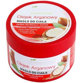 Bielenda Argan Oil maslo za telo za suho kožo